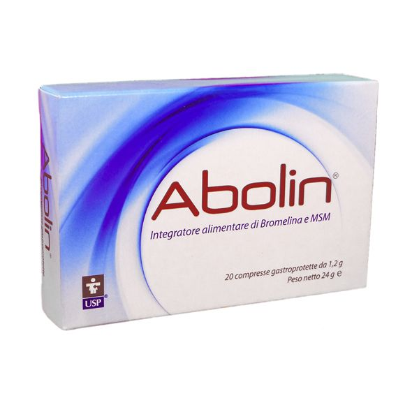 ABOLIN 20 Compresse