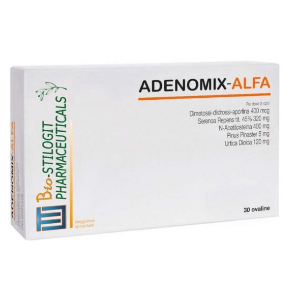 Adenomix-Alfa - Integratore per la funzi...
