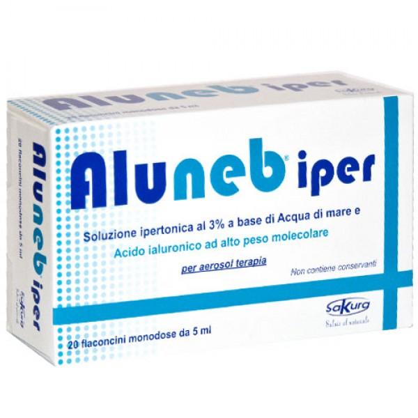 ALUNEB Iper 20 flaconcini 5ml