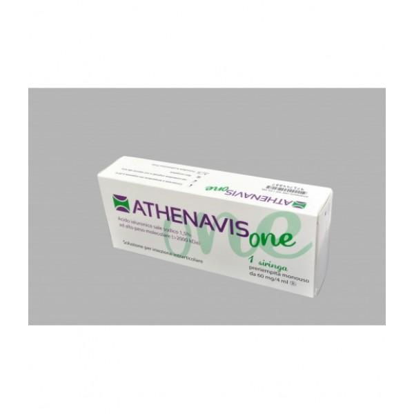 ATHENAVIS One Siringa Intraarticolare 4m...