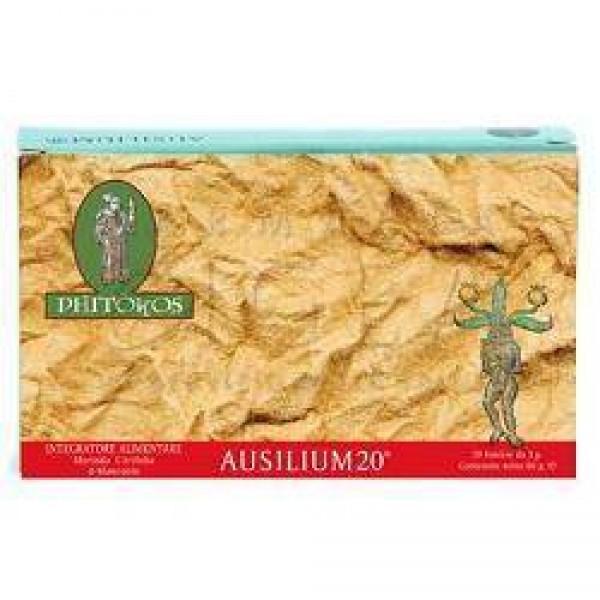 AUSILIUM 20 Plus 20 Bustine senza aroma