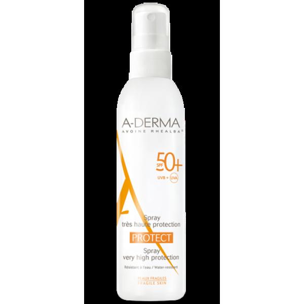Aderma Protect Spray SPF 50+ Protezione ...