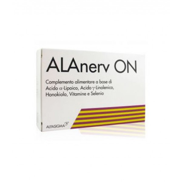 ALANERV-ON 20 Capsule 985mg