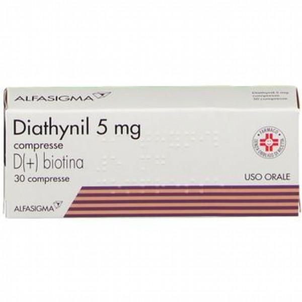 Diathynil 30 Compresse 5mg