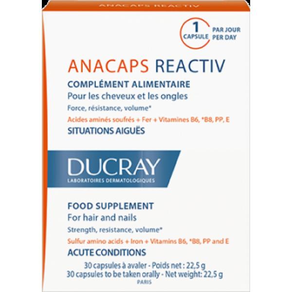 Anacaps Reactiv Integratore Alimentare 3...
