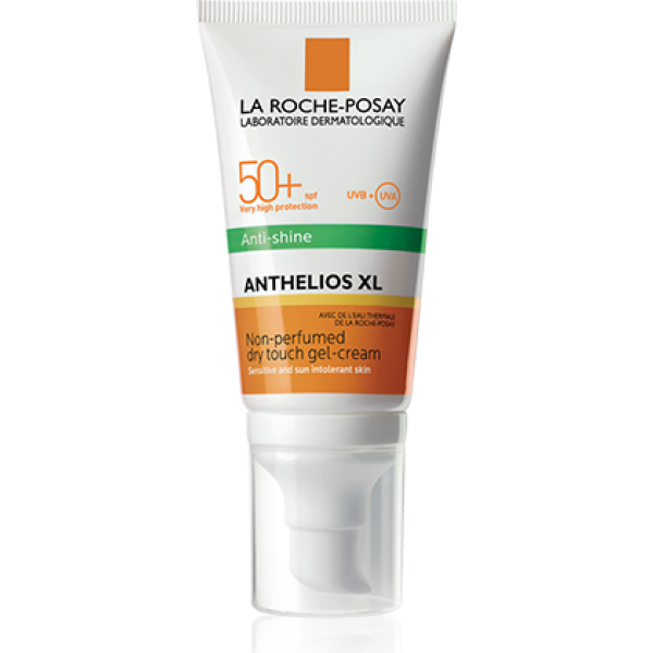 Anthelios XL Gel-Crema Tocco Secco Anti-...