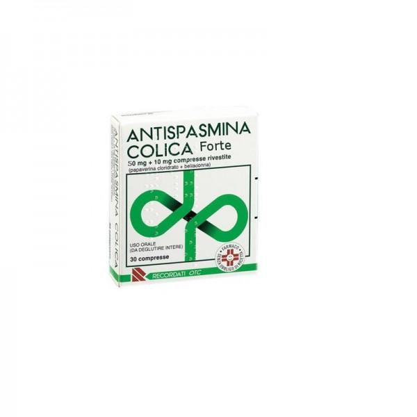Antispasmina Colica Forte 30 Compresse