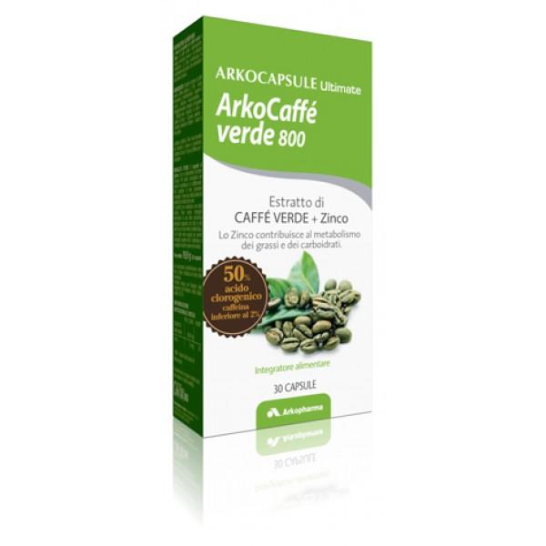 ArkoCaffè Verde 30 Capsule 800 mg