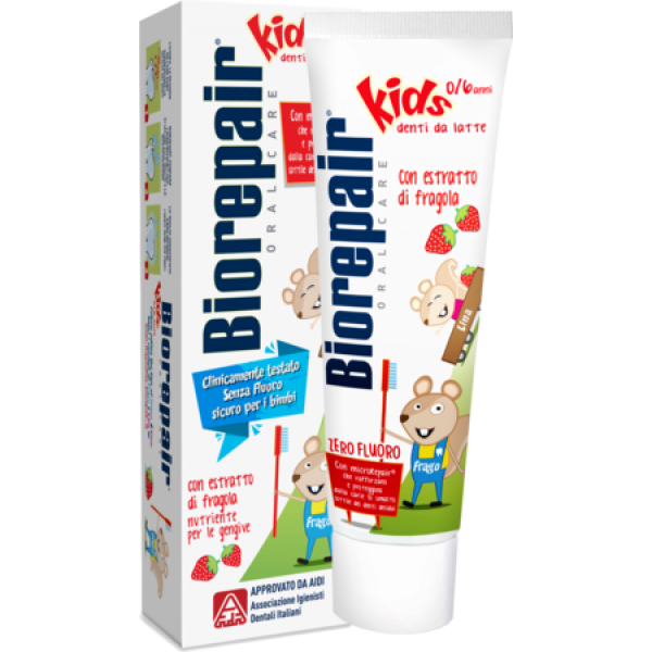 Biorepair Kids Denifricio 0-6 Anni 50 ml