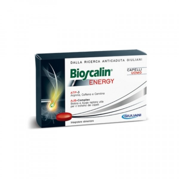 Bioscalin Energy 30 Compresse Anticaduta...