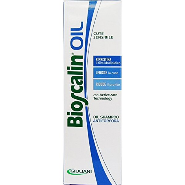 Bioscalin Oil Olio Shampoo Antforfora 20...
