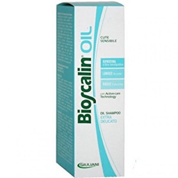 Bioscalin Oil Olio Shampoo Extra Delicat...