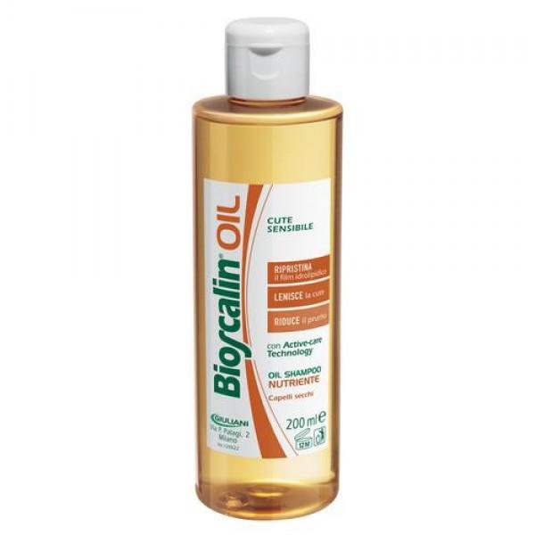Bioscalin Oil Olio Shampoo Nutriente 200...