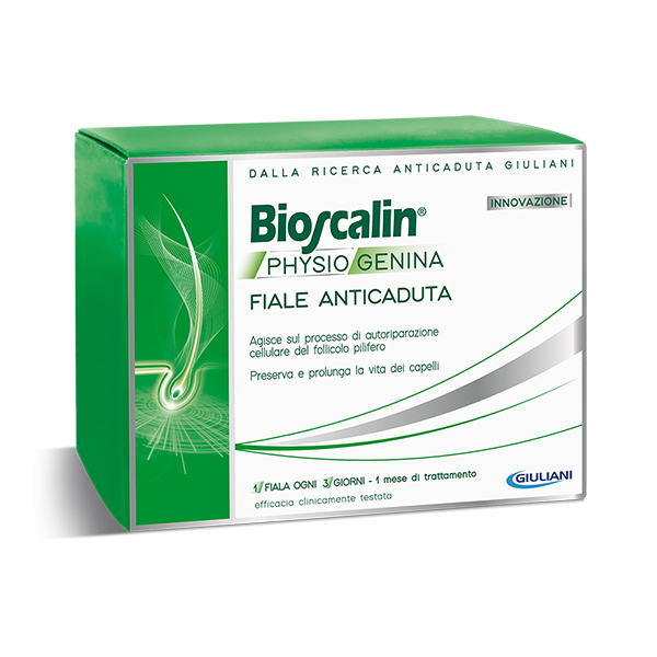 Bioscalin Physiogenina 10 Fiale Anticadu...