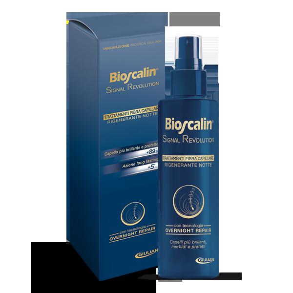 Bioscalin Signal Revolution Rigenerante Notte 100 ml