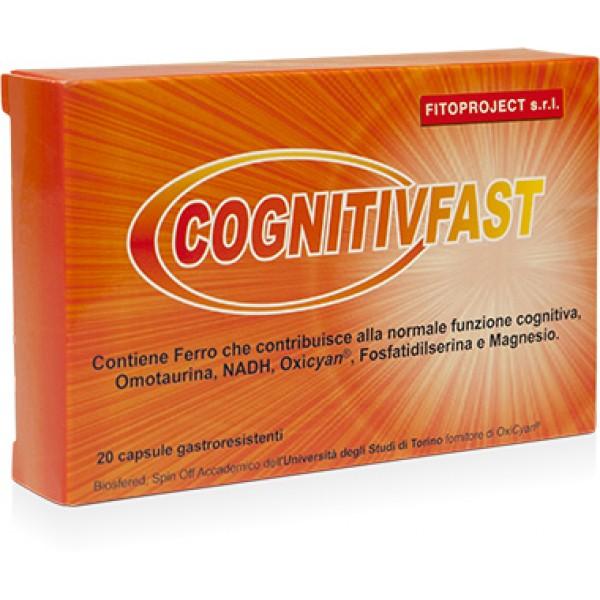 COGNITIV FAST 20 Capsule