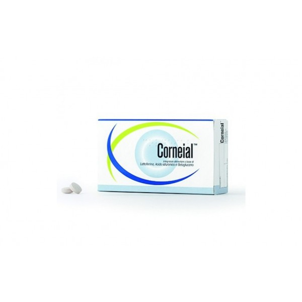 CORNEIAL 30 Compresse 640mg