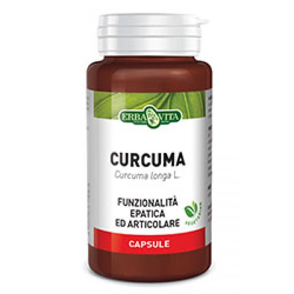 CURCUMA 60 Capsule 450 mg ErbaVita