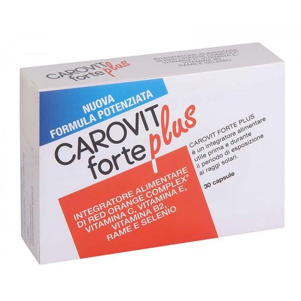 Carovit Forte Plus 30 Capsule