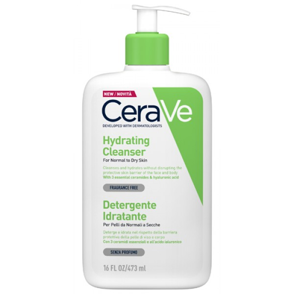 CeraVe Detergente Idratante 473 ml