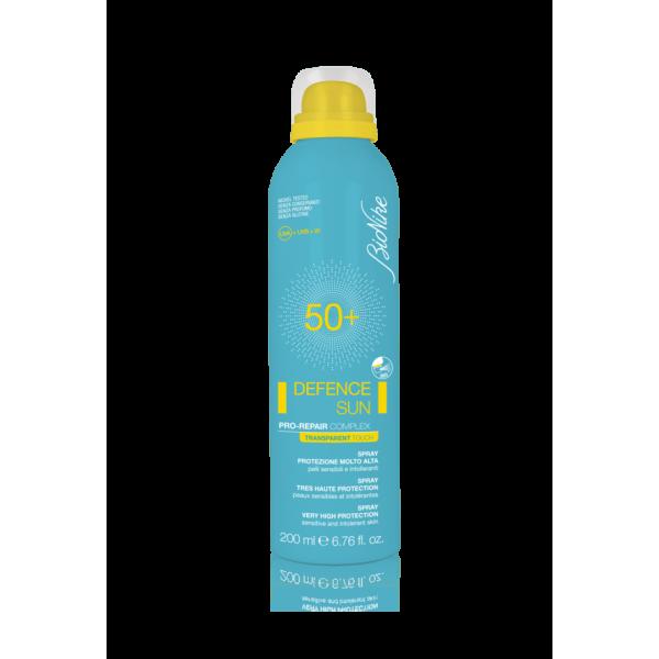 Defence Sun SPF 50+ Spray Solare - Prote...