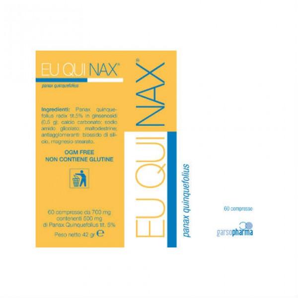 EUQUINAX 60 Compresse 700mg