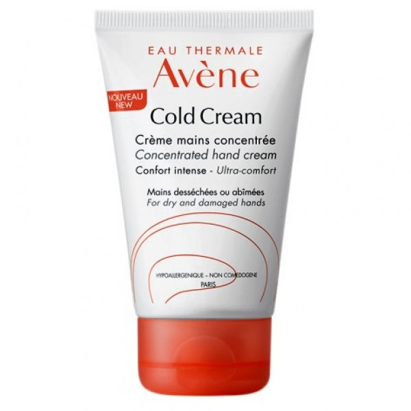 Eau Thermale Avene Cold Cream Crema Mani 50 ml