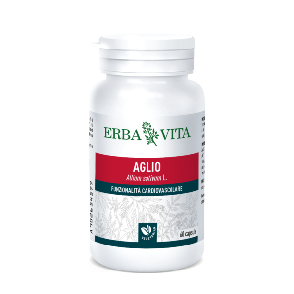AGLIO 60 Capsule 450 mg ErbaVita