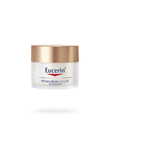 Eucerin Hyaluron Filler + Elasticity Crema Viso Giorno 50 ml