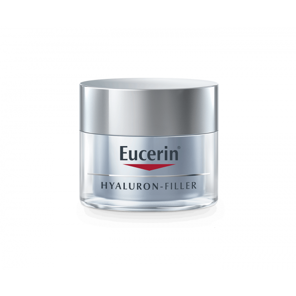Eucerin Hyaluron Filler Crema Viso Notte 50 ml
