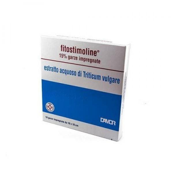 Fitostimoline 10 Garze 5%