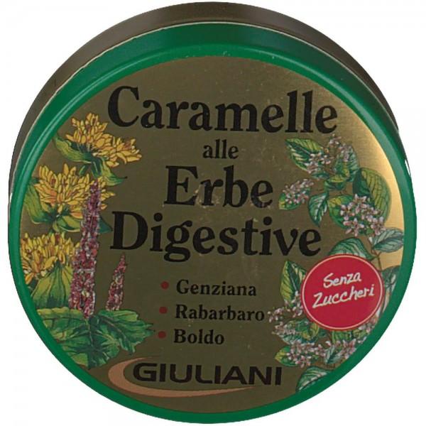 Giuliani Caramelle Digestive alle Erbe s...
