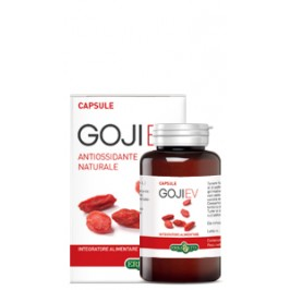 GOJI EV Integratore Alimentare Antiossidante Naturale 60 Capsule ErbaVita