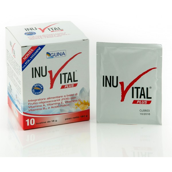 INUVITAL Plus 10 Buste