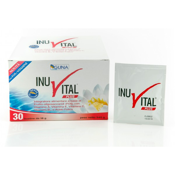 INUVITAL Plus 30 Buste