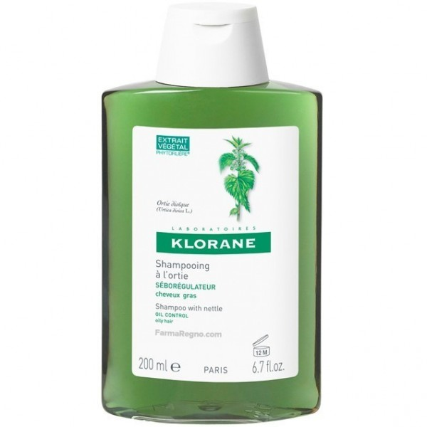 KLORANE  Shampoo Ortica 200ml