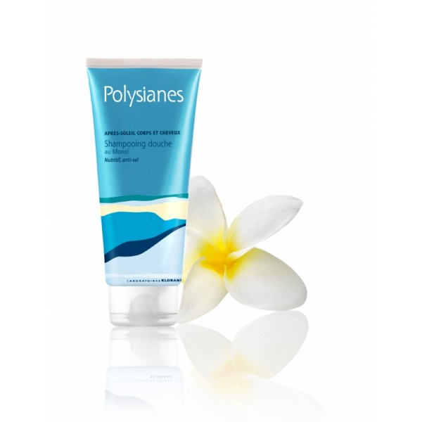 Les Polysianes Doccia Shampoo Monoi 200 ...