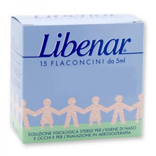 Libenar 15 flaconcini monodose soluzione...