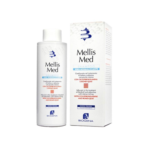 MELLIS Med BioShampoo 125ml