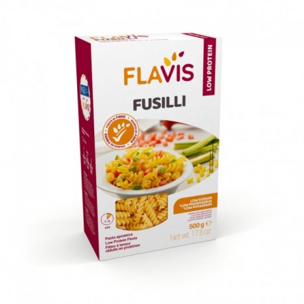 MEVALIA Flavis Pasta Aproteica Fusilli 5...