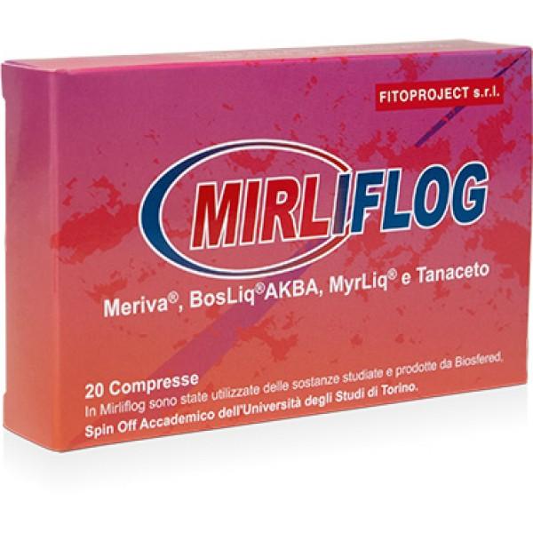 MIRLIFLOG 20 Compresse