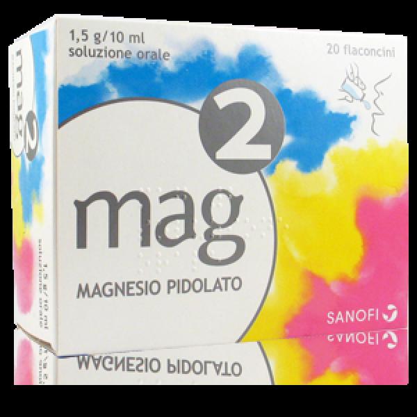 Mag 2 Granulato 40 bustine 2,25g