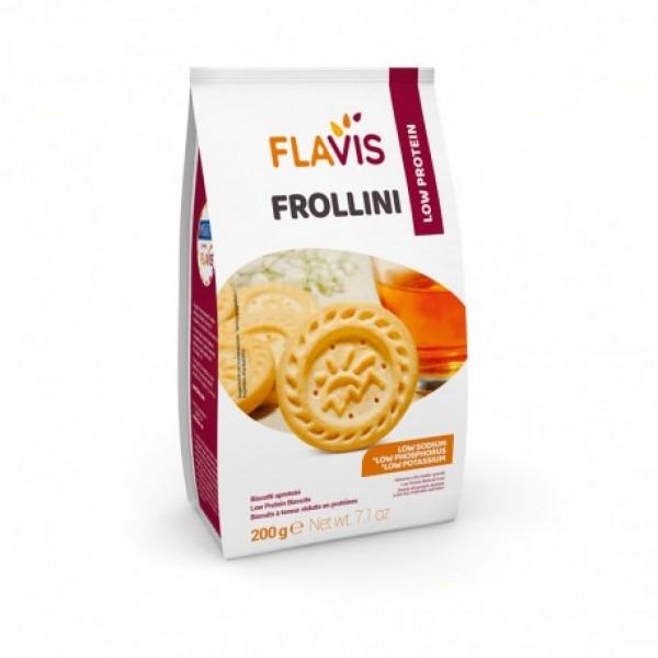 Mevalia Flavis Frollini Aproteici 200 g