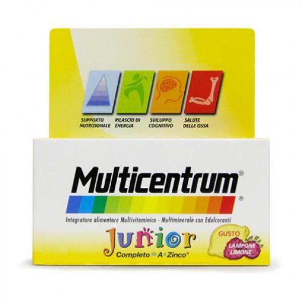 Multicentrum Junior 30 compresse mastica...