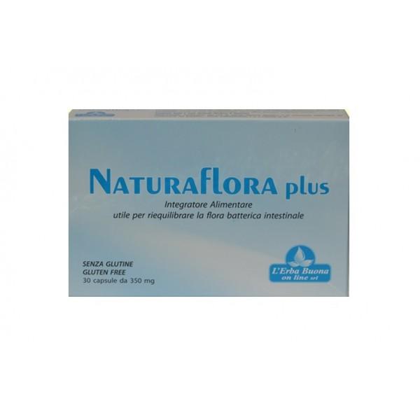 NATURAFLORA Plus 30 Capsule