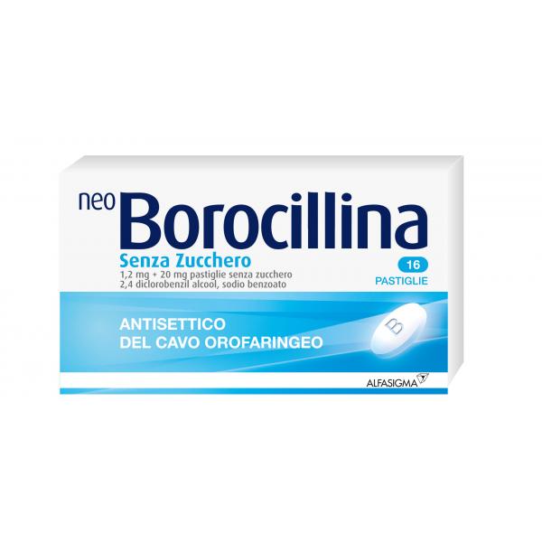 NeoBorocillina Antisettico Orofaringeo 1...