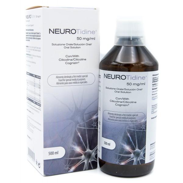 Neurotidine Soluzione Orale 50 mg/ml  50...