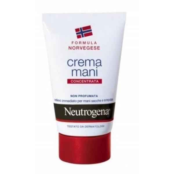 Neutrogena Crema Mani senza Profumo 75 ml