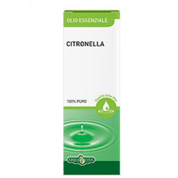 OLIO Essenziale Citronella 10 ml ErbaVit...