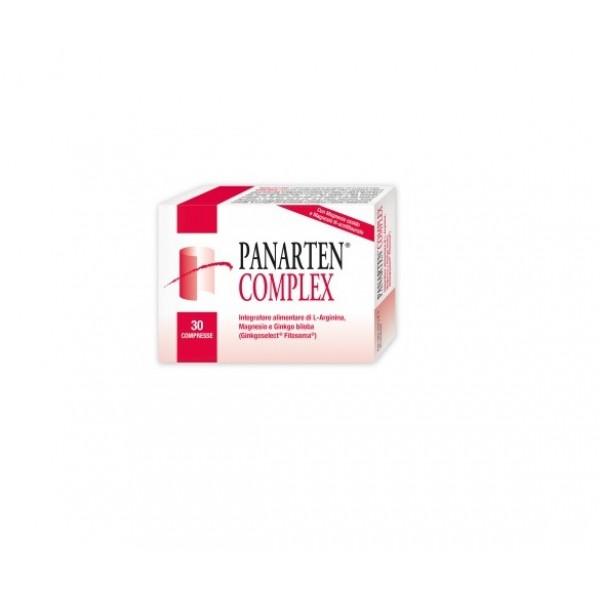 PANARTEN Complex 30 Compresse